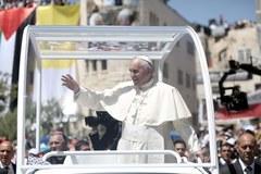 Bliski Wschód wita papieża Franciszka