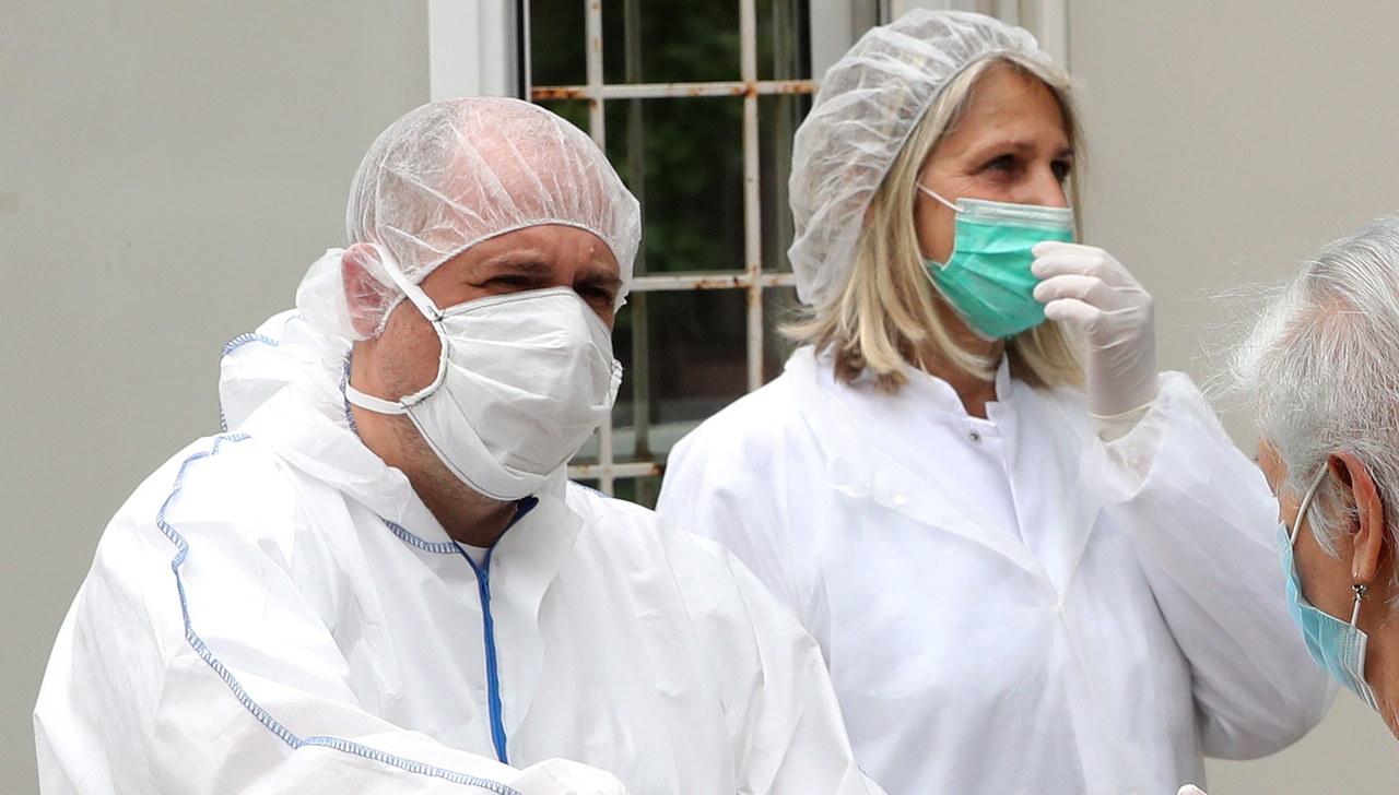Blisko 300 tys. zakażeń koronawirusem w Rosji
