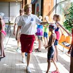 Blisko 600 uczestników bierze udział w imprezie pływackiej Otylia Swim Cup