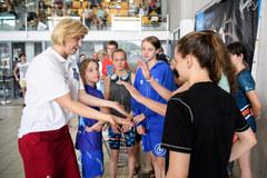 Blisko 600 uczestników na imprezie pływackiej Otylia Swim Cup