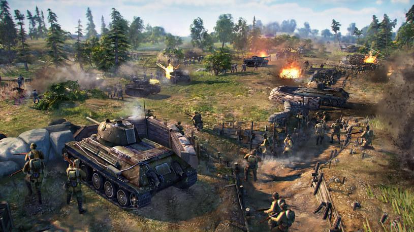 Blitzkrieg 3 /materiały prasowe