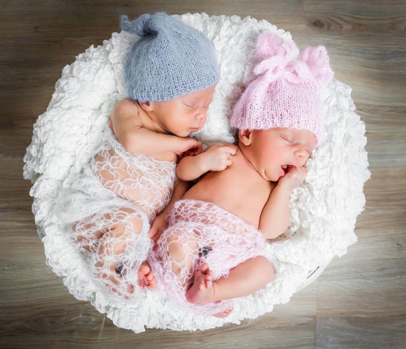 Bliźnięta z dwóch macic to prawdziwy cud natury /123RF/PICSEL