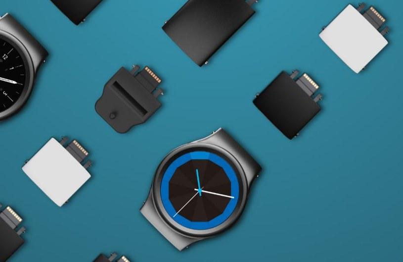 BLOCKS jest pierwszy smartwatchem z modułami /materiały prasowe