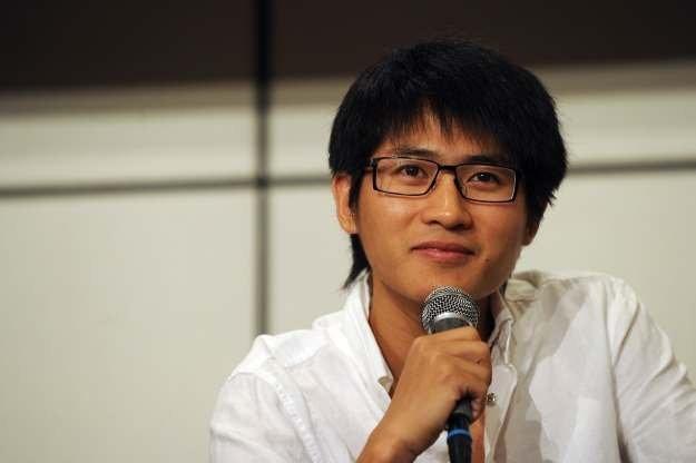 Blogger Han Han ma za sobą armię czytelników. Boją się jej nawet władze Chin /AFP