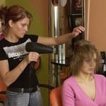 Blogująca fryzjerka