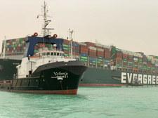 Blokada Kanału Sueskiego. Egipt może się domagać astronomicznego odszkodowania