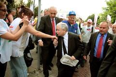 Blokada Sejmu trwała kilka godzin