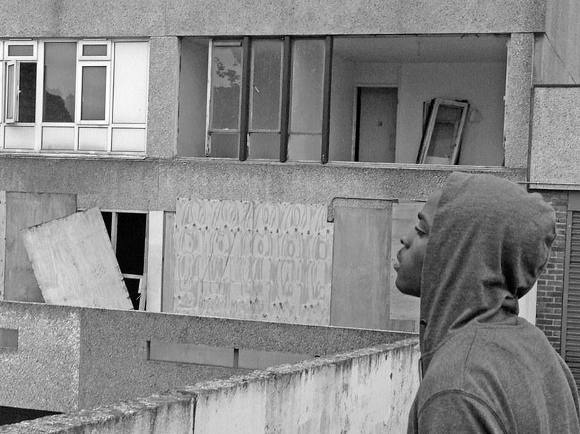 Bloki biedniejszych mieszkańców Londynu / fot: Ben Judah (Wydawnictwo UJ) /materiały prasowe