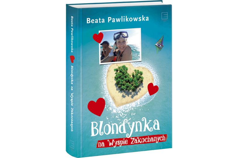 """""""Blondynka na Wyspie Zakochanych"""" /materiały prasowe"""