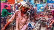 Blondynka nad Gangesem