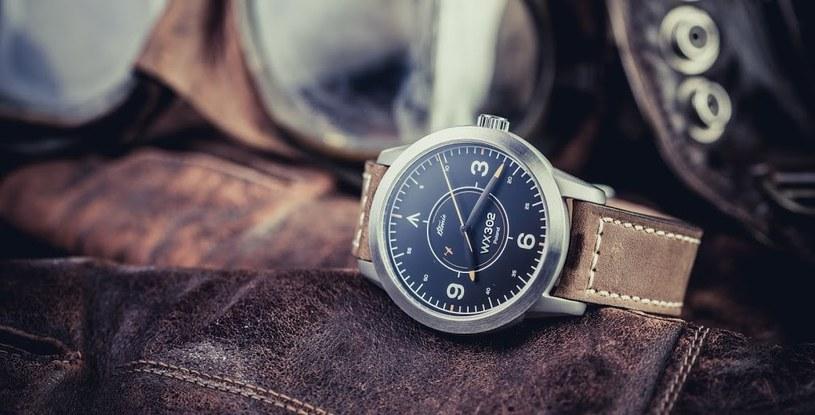 Błonie WX302 - zegarek w hołdzie polskim bohaterom /materiały prasowe