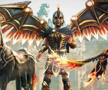 Blood of Zeus: Serial Netfliksa wkracza do mitycznej krainy Immortals: Feny Rising