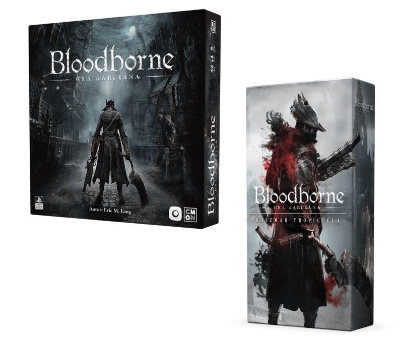 Bloodborne: Gra Karciana /materiały prasowe