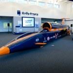 BLOODHOUND SSC będzie gotowy do pomknięcia z prędkością 1600 km/h