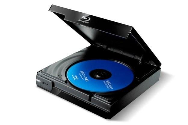 Blu-ray na USB -  ciekawe rozwiązanie /materiały prasowe