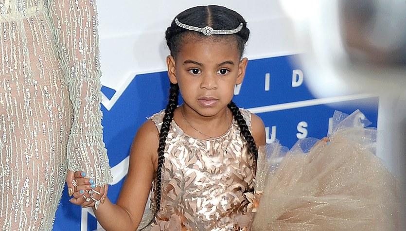 Blue Ivy Carter. Księżniczka mody