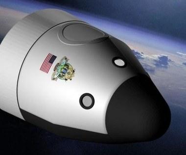 Blue Origin testuje swój załogowy statek kosmiczny