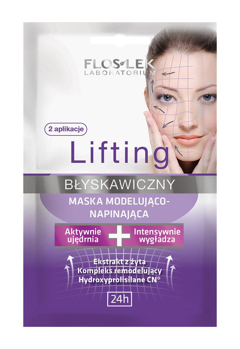 Błyskawiczny Lifting od FLOSLEK /INTERIA/materiały prasowe