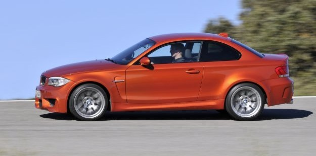 BMW 1 M coupe /