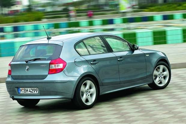 BMW 1 też nie jest bez szans / kliknij /INTERIA.PL