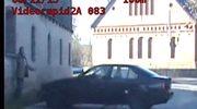 BMW, 18 lat, brak prawa jazdy, brawura...