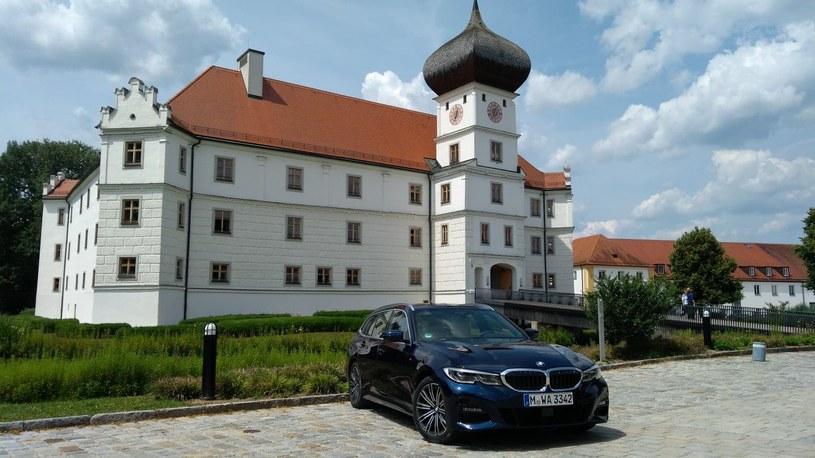 BMW 3 Touring /INTERIA.PL