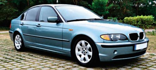 BMW 318i /Motor