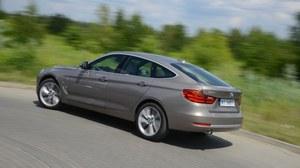 BMW 320d Gran Turismo - test