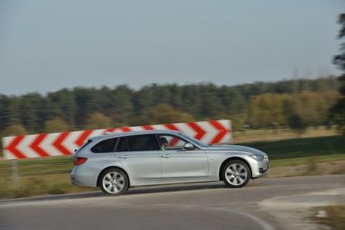 BMW 320d Steptronic Touring /Motor