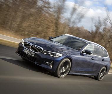BMW 320d xDrive Touring - na bogato, ale z rozsądkiem