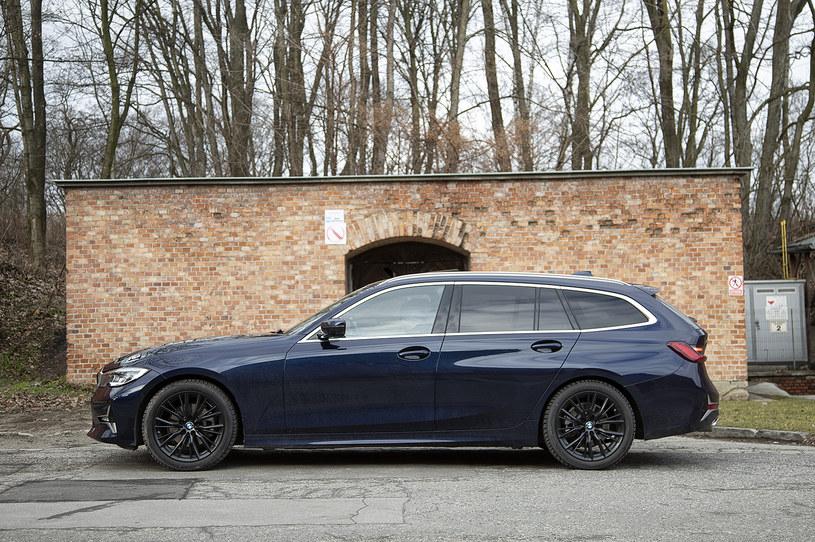 BMW 320d xDrive Touring /Bartosz Bera /INTERIA.PL
