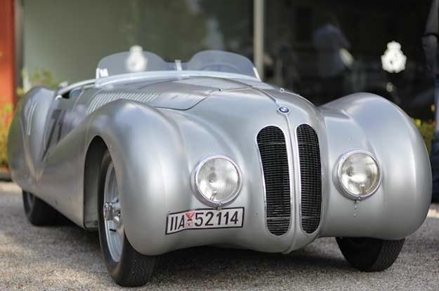 BMW, 328 MILLE MIGLIA (1937) /