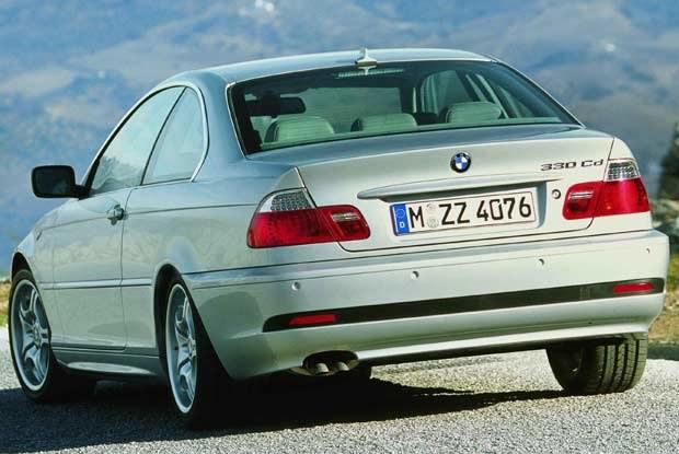 BMW 330 Coupe diesel (kliknij) /INTERIA.PL