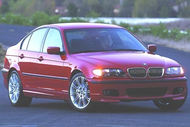 """BMW 330i od """"BMW Indyvidual"""" (kliknij) /INTERIA.PL"""