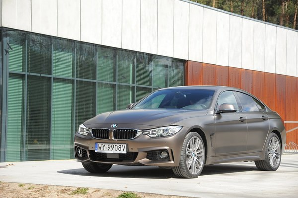 BMW 435d Gran Coupe xDrive