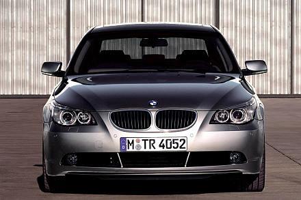 BMW 5 / kliknij /INTERIA.PL