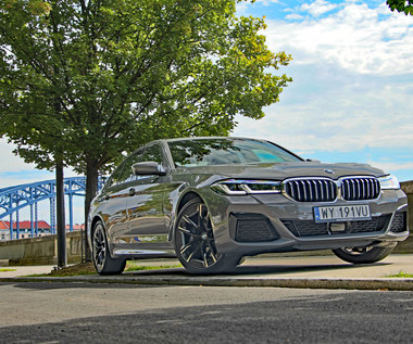 BMW 530e - wzorowa hybryda premium?