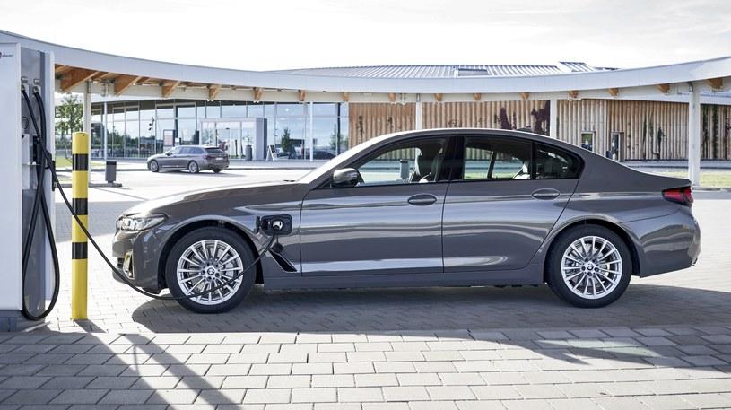 BMW 530e /