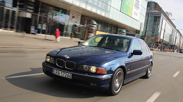BMW 540i /Motor