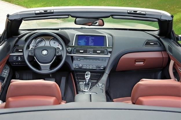 BMW 6 convertible /