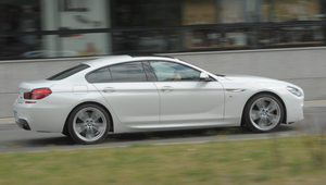 BMW 650i xDrive Gran Coupe - lepsze niż M6?