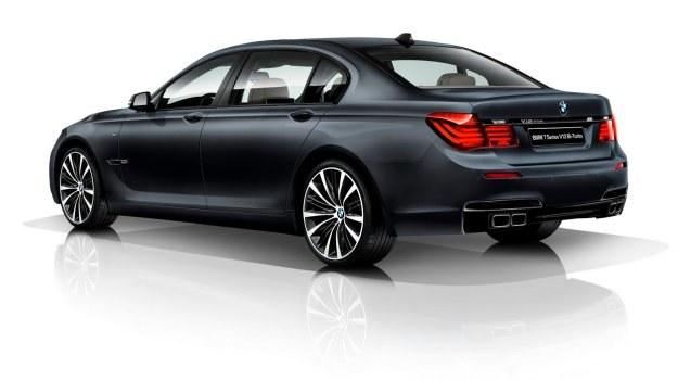BMW 7 V12 Bi-Turbo /BMW