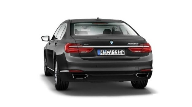BMW 750Li z intrygującym oznaczeniem M760Li /BMW