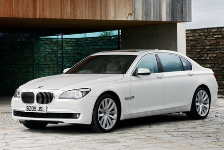 BMW 760 Li /