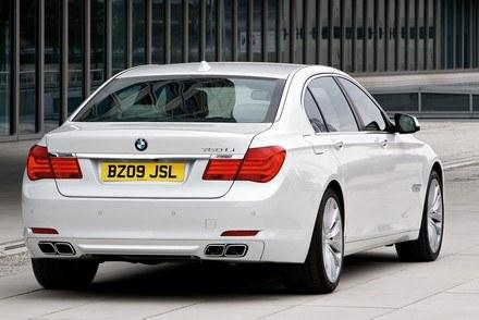 BMW 760 Li /INTERIA.PL
