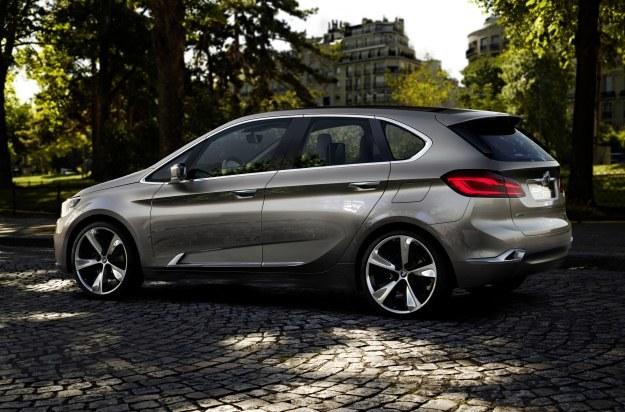BMW active tourer /