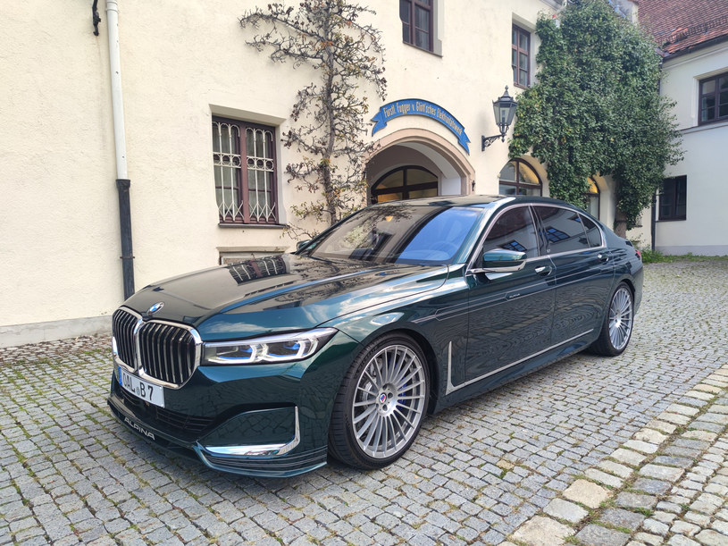 BMW B7 /INTERIA.PL
