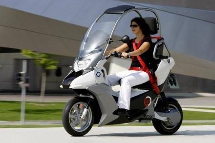 BMW C1-E concept /