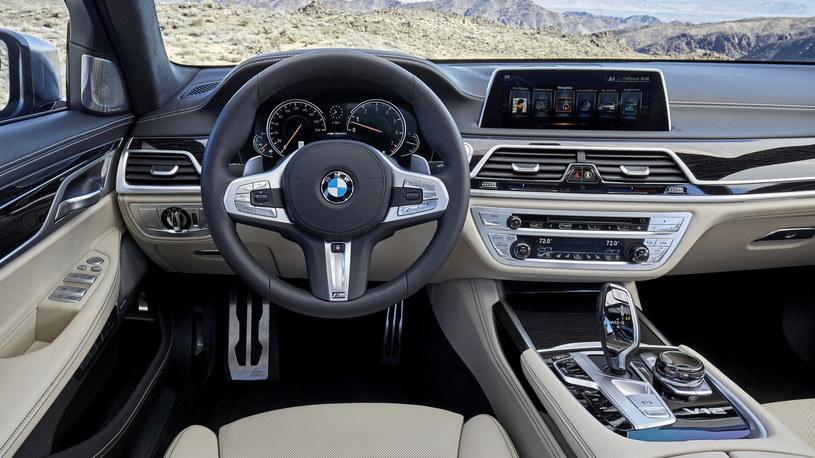 BMW chce zbierać dane dotyczące sposobu jazdy kierowców /