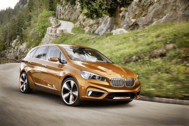 BMW Concept Active Tourer Outdoor /